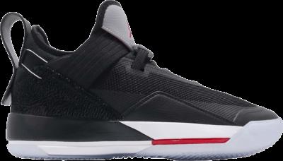 Air Jordan 33 SE PF 'Black Cement' Black CD9561-006