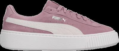 Puma Wmns Suede Platform 'Elderberry' Purple 362223-11