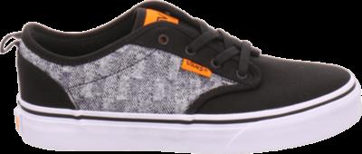 Vans Atwood Kids 'Grey Black' Grey VN0A38IXR7Q