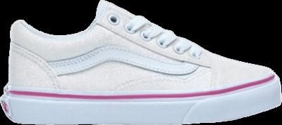 Vans Old Skool Kids 'Glitter' Cream VN0A38HBQ7F