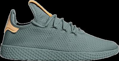 adidas Pharrell x Tennis Hu 'Raw Green' Green B41808