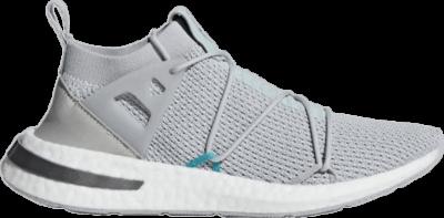 adidas Wmns Arkyn Primeknit 'Grey Ash Green' Grey b96511