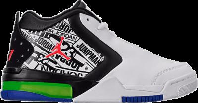 Air Jordan Jordan Big Fund Premium 'Logos' White CI2216-101