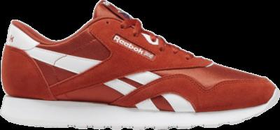 Reebok Classic Nylon 'Mason Red' Red DV5790