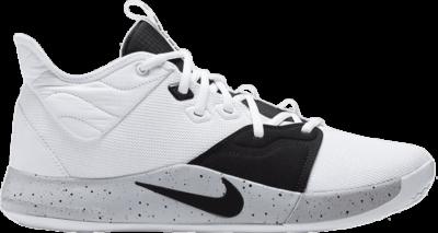 Nike PG 3 EP 'White Black Grey' White AO2608-101