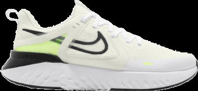 Nike Legend React 2 'Black Volt Phantom' White AT1368-101
