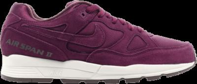 Nike Air Span 2 Premium 'Bordeaux' Red AO1546-600
