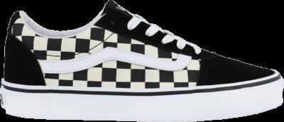 Vans Wmns Ward 'Checkerboard Black White' Black VN0A3IUN5GX