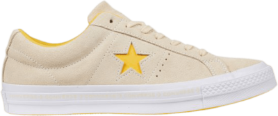 Converse One Star Low 'Beige Yellow' Brown 159814C