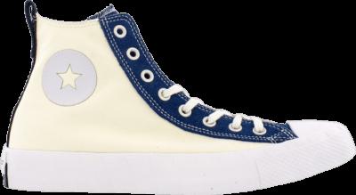 Converse UNT1TL3D High 'Not a Chuck – Erget Navy' White 167241C
