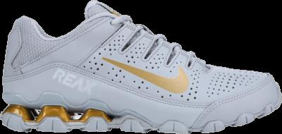 Nike Reax 8 TR 'Wolf Grey Metallic Gold' Grey 616272-002