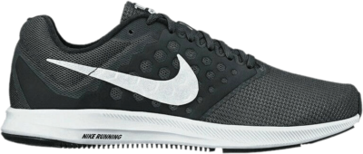 Nike Wmns Downshifter 7 Wide 'Black White' Black 881585-010