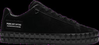 Puma Outlaw Moscow x Court Platform 'Black' Black 367097-01