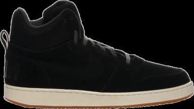 Nike Court Borough Mid Premium 'Black Anthracite' Black 844884-004