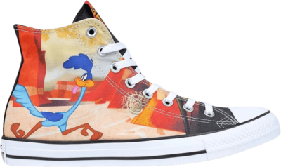 Converse Looney Tunes x Chuck Taylor All Star High 'Road Runner' Multi-Color 161188C