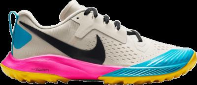 Nike Wmns Air Zoom Terra Kiger 5 'Orewood Pink Blue' Brown AQ2220-100