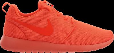 Nike Wmns Roshe One 'Total Crimson' Red 844994-802