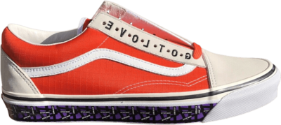 Vans Patta x Old Skool 36 DX 'Got Love For All' Orange VN0A38G2TEQ1