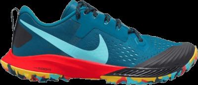 Nike Wmns Air Zoom Terra Kiger 5 'Geode Teal Crimson' Green AQ2220-302