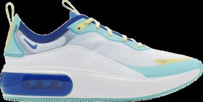 Nike Wmns Air Max Dia SE 'Aqua Game Royal' White AR7410-107