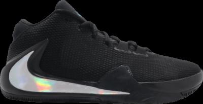 Nike Zoom Freak 1 EP 'Black Iridescent' Black BQ5423-004