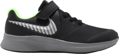 Nike Star Runner 2 HZ PSV 'Gunsmoke' Black CK1192-001