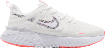 Nike Wmns Legend React 2 'Lava Glow' White AT1369-102