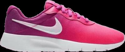 Nike Tanjun Print GS 'Violet Pink' Pink AV8858-500