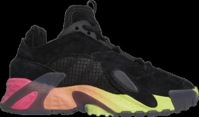 adidas Streetball J 'Black Yellow Pink' Black EF9606