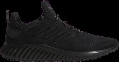 adidas Wmns Alphabounce CR 'Triple Black' Black CG4674