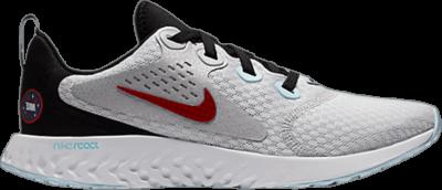 Nike Legend React SD GS 'Pure Platinum' White AR0117-001