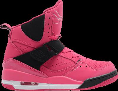 Air Jordan Jordan Flight 45 High Premium GS 'Vivid Pink' Pink 547769-601