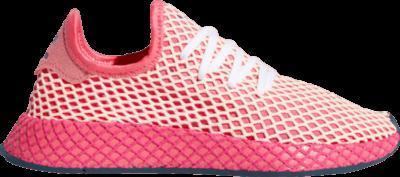 adidas Deerupt Runner J 'Real Pink' Pink D96979