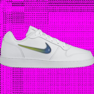 Nike Ebernon Low Premium 'White Lime Blast' White AQ1774-100