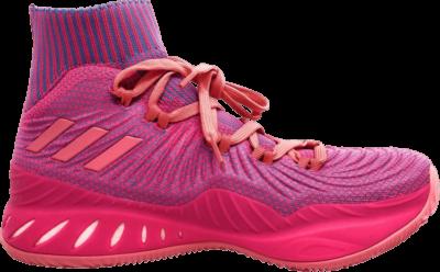 adidas Crazy Explosive Primeknit 2017 'Pink Purple' Pink AQ0977