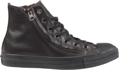 Converse Chuck Taylor All Star Double Zip High 'Chocolate' Brown 140002C