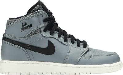 Air Jordan 1 High BG 'Rare Air' Grey 705300-014