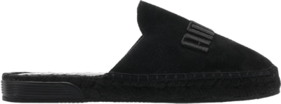 Puma Fenty x Wmns Espadrilles 'Triple Black' Black 367685-01