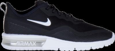 Nike Wmns Air Max Sequent 4.5 'Black White' Black BQ8824-001