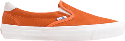Vans OG Slip-On 59 LX 'Red Orange' Orange VN0A38FZQM9
