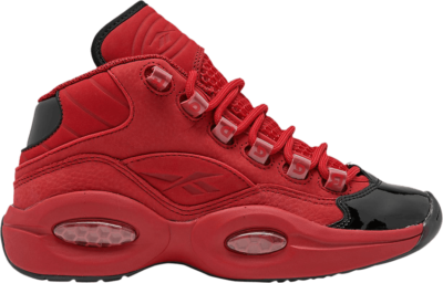 Reebok Question Mid Big Kids 'Heart Over Hype' Red FX4015