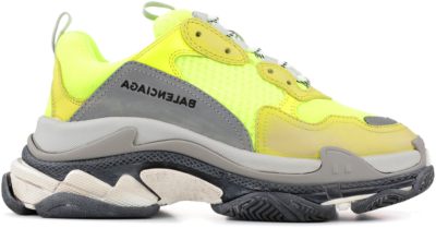 Balenciaga Balenciaga Triple S Trainer Neon Yellow (W)  517333-W09O4-7320