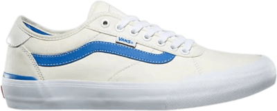 Vans Center Court Chima Pro 2 'White Victoria Blue' White VN0A3MTIQ2U