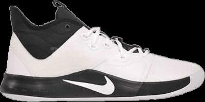 Nike PG 3 TB 'White Black' White CN9513-109