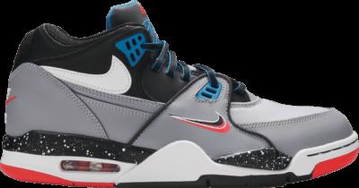 Nike Air Flight 89 'Script Logo Pack' Grey CT1622-001