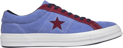 Converse One Star Low 'Deep Periwinkle Rhododenron' Purple 161618C