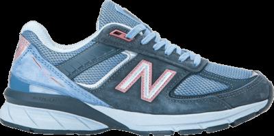 New Balance Wmns 990v5 'Blue Grey' Blue W9900L5