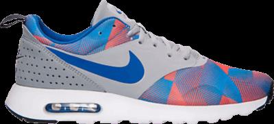 Nike Air Max Tavas Print 'Grey Blue Hot Lava' Grey 742781-014