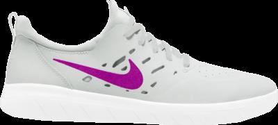 Nike Nyjah Free SB 'Photon Dust Purple' Grey AA4272-007