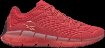 Reebok Zig Kinetica 'Radiant Red' Red EH1723